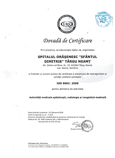CERTIFICARE ISO RADIOLOGIE 400px